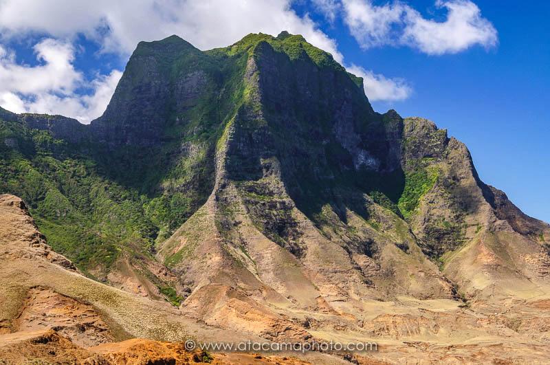 Cerro El Yunque is the highest mountain on Robinson Crusoe Island