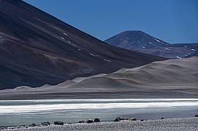 Like another planet: Laguna del Jilguero in the Chilean Altiplano
