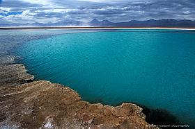 Lagunas Cejar, Salar de Atacama