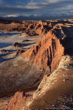 Cordillera de la Sal, Valle de la Luna near San Pedro de Atacama