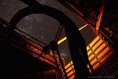 The Laser Guide Star of the ESO Paranal VLT telescope